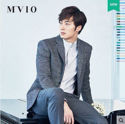 2016 2 2 jung il-woo for mvio. type and ads. 2