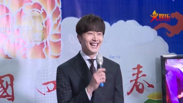 2016 2 8 jung il-woo hunan tv spring gala interview. cr. hunan tv, stills by fan 13 1