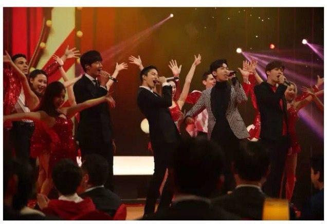 2016 2 8 jung il-woo hunan tv spring gala. cr. hunan tv. 11