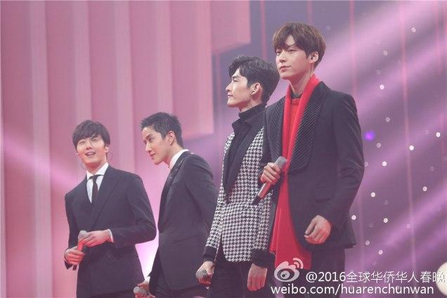 2016 2 8 jung il-woo hunan tv spring gala. cr. hunan tv. 15
