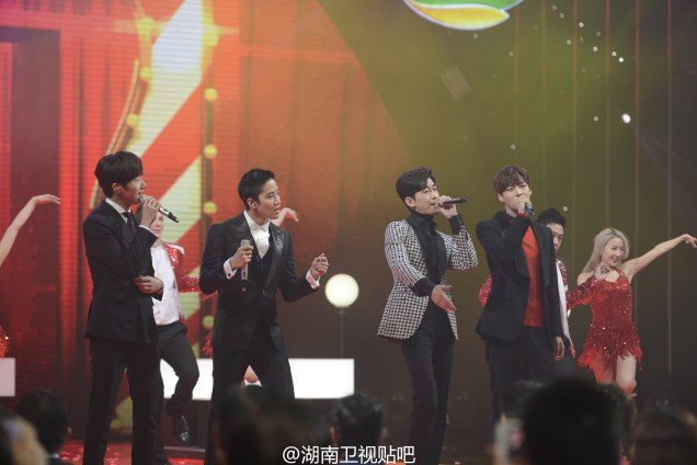 2016 2 8 jung il-woo hunan tv spring gala. cr. hunan tv. 6