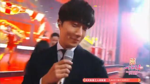 2016 2 8 jung il-woo hunan tv spring gala. cr. hunan tv. fan 13 screen captures. 18