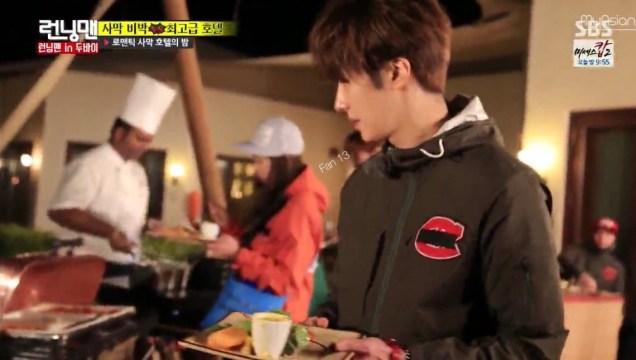 2016 3 6 running man episode 289. jung il-woo screen captures by fan 13. 1