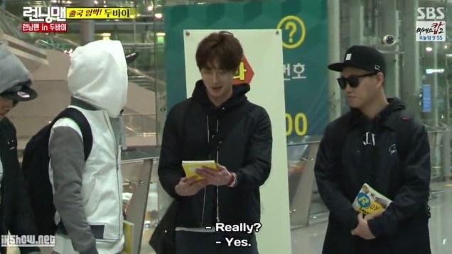 2016 3 6 running man episode 289. jung il-woo screen captures by fan 13. 32