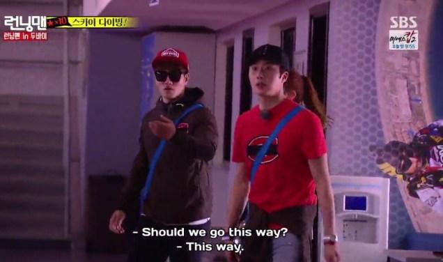 2016 3 6 running man episode 289. jung il-woo screen captures by fan 13. 60