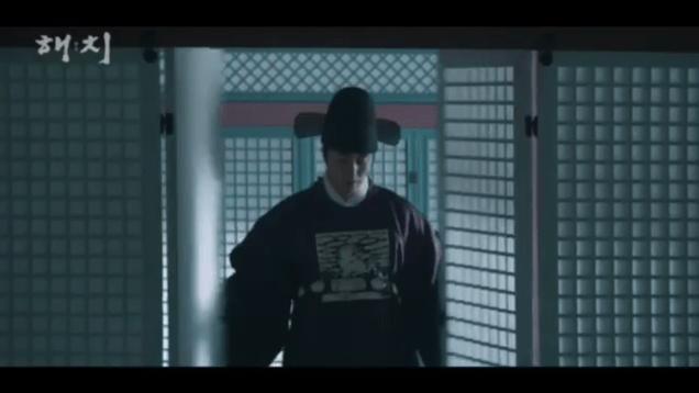 2019 1 10 haechi : hatch trailer scree captures by fan 13. credit sbs 17