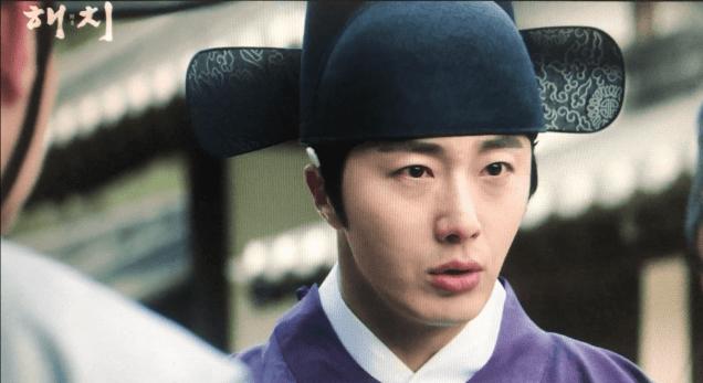 2019 1 21 jung il-woo in haechi third trailer. cr. sbs screen aptures: fan 13 19