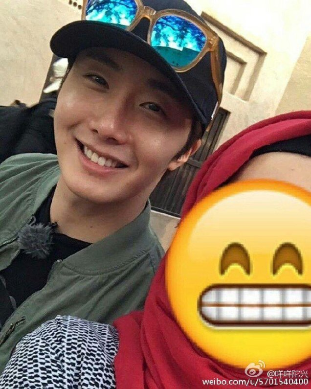 2016 3 13 Jung Il-woo in running Man Episode 290. (Dubai Part II) Cr. SBS and others 7