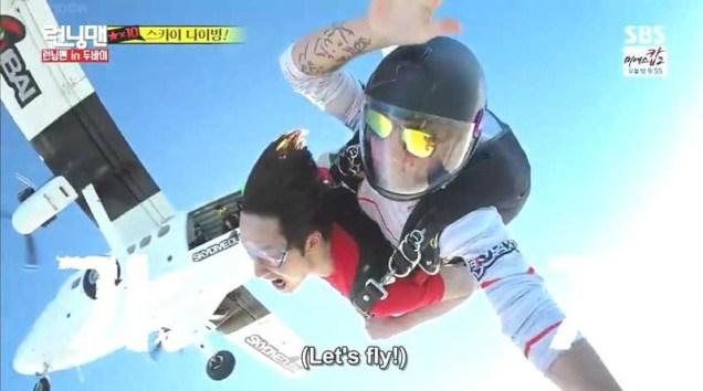 2016 3 6 Jung Il-woo Running Man. xtra