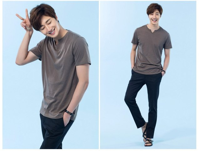 2016 3 Jung Il-woo for Chariot. 12