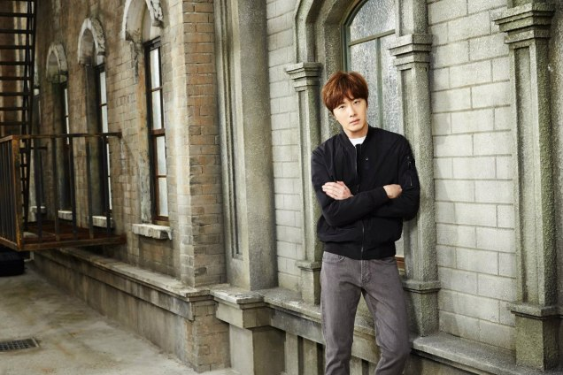 2016 3 Jung Il-woo for Chariot. 22