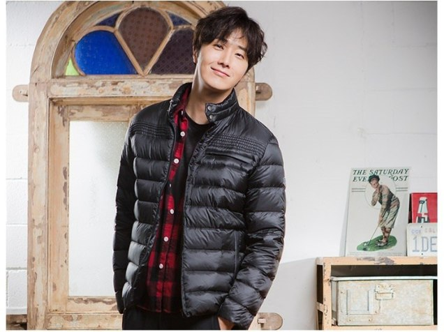 2016 3 Jung Il-woo for Chariot. 25