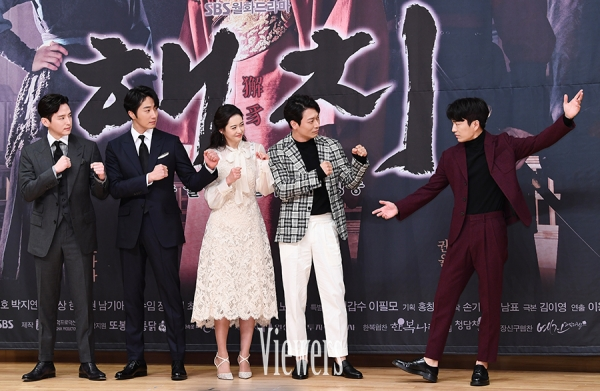 2019 2 11 Haechi Press Conference Cr. Various 13