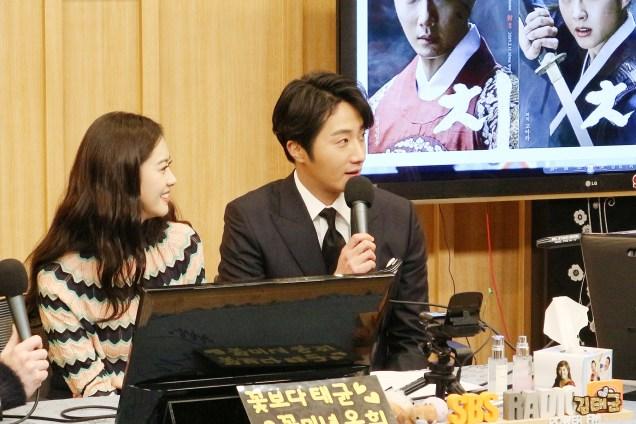 2019 2 11 Jung Il-woo at the SBS Radio Cultural Show 1