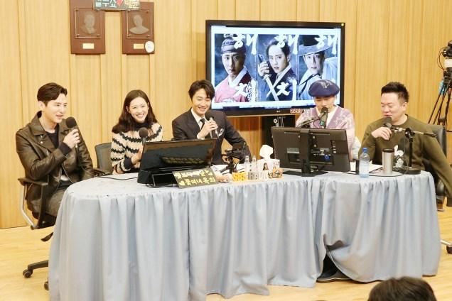 2019 2 11 Jung Il-woo at the SBS Radio Cultural Show 10