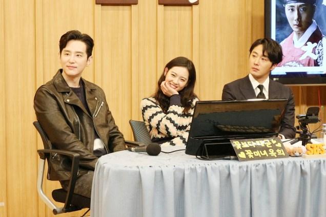 2019 2 11 Jung Il-woo at the SBS Radio Cultural Show 2