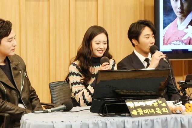 2019 2 11 Jung Il-woo at the SBS Radio Cultural Show 3