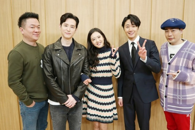2019 2 11 Jung Il-woo at the SBS Radio Cultural Show 4