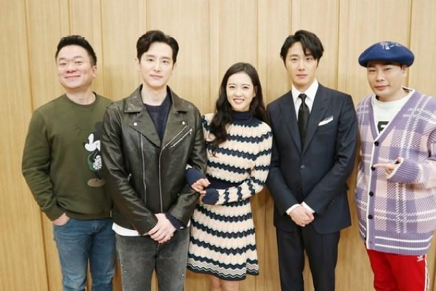 2019 2 11 Jung Il-woo at the SBS Radio Cultural Show 6