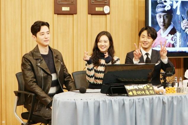 2019 2 11 Jung Il-woo at the SBS Radio Cultural Show 7