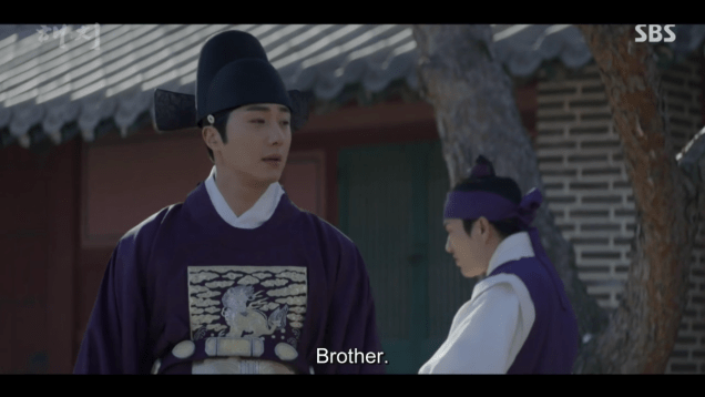 2019 2 11 Jung Il-woo in Haechi Episode 1. Cr. SBS 25