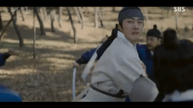 2019 2 11 Jung Il-woo in Haechi Episode 2 (3) 16