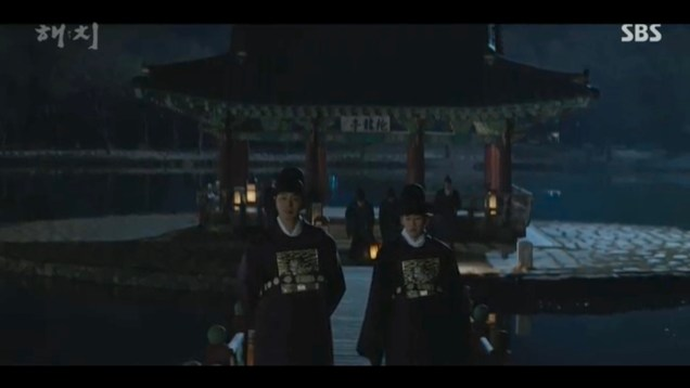 2019 2 11 Jung Il-woo in Haechi Episode 2 (3-4) 32