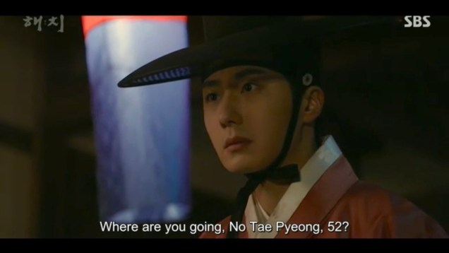 2019 2 11 Jung Il-woo in Haechi Episode 2 (3-4) 42