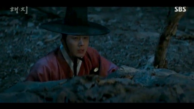 2019 2 11 Jung Il-woo in Haechi Episode 2 (3-4) 67