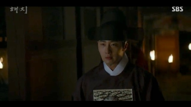 2019 2 11 Jung Il-woo in Haechi Episode 2 (3-4) 70