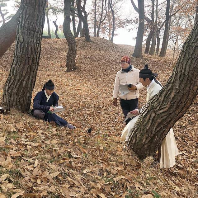 2019 2 11 Jung Il-woo in Haechi Episode 2 (3-4) Behind the Scenes. 19