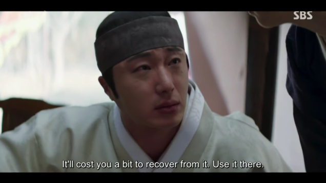 2019 2 11 Jung Il-woo in Haechi Episode 2. Cr. SBS & Fan1322