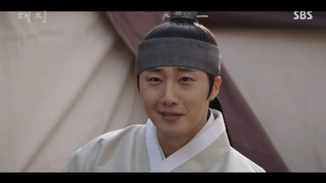 2019 2 11 Jung Il-woo in Haechi Episode 2. Cr. SBS & Fan1328