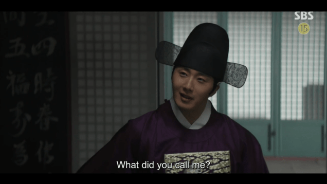 2019 2 18 Jung Il-woo in Haechi Episode 3 (5,6) 18