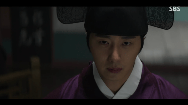 2019 2 18 Jung Il-woo in Haechi Episode 3 (5,6) 19
