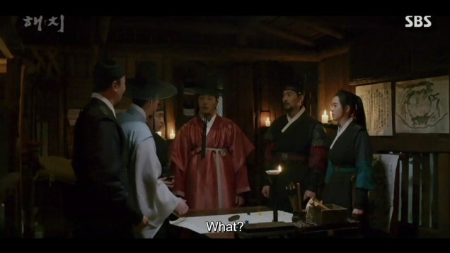 2019 2 18 Jung Il-woo in Haechi Episode 3 (5,6) 33