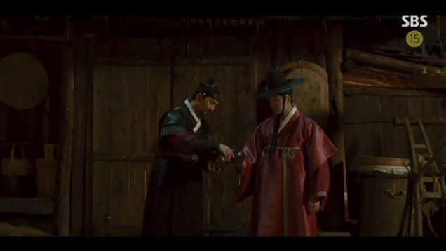 2019 2 18 Jung Il-woo in Haechi Episode 3 (5,6) 38