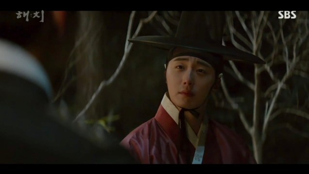 2019 2 18 Jung Il-woo in Haechi Episode 3 (5,6) 39