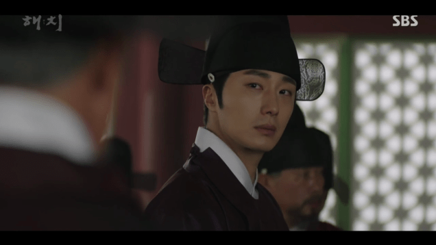 2019 2 18 Jung Il-woo in Haechi Episode 3 (5,6) 8