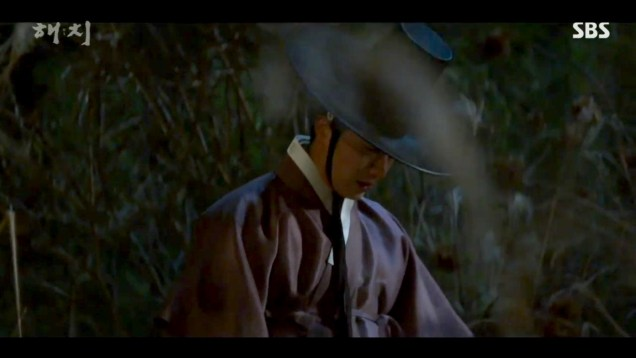 2019 2 18 Jung Il-woo in Haechi Episode 3 (5,6) 95