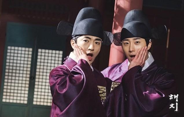 2019 2 18 Jung Il-woo in Haechi Episode 3 (5,6) BTS 10