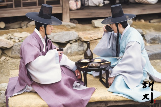 2019 2 19 Jung Il-woo in Haechi Episode 3 (5,6) SBS Photos 4