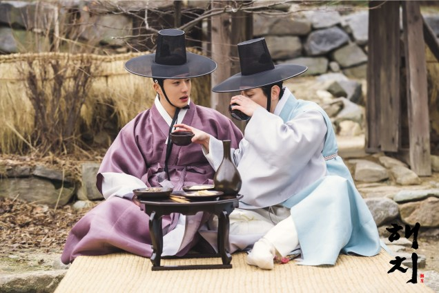 2019 2 19 Jung Il-woo in Haechi Episode 3 (5,6) SBS Photos 6