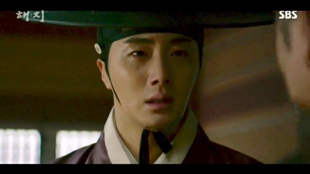 2019 2 25 Jung Il-woo in Haechi Episode 5 (9,10) 13