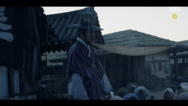 2019 2 25 Jung Il-woo in Haechi Episode 5 (9,10) 14