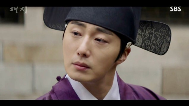 2019 2 25 Jung Il-woo in Haechi Episode 5 (9,10) 30