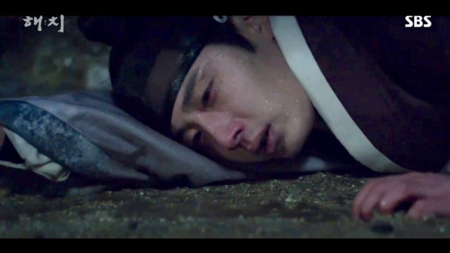 2019 2 25 Jung Il-woo in Haechi Episode 5 (9,10) 6