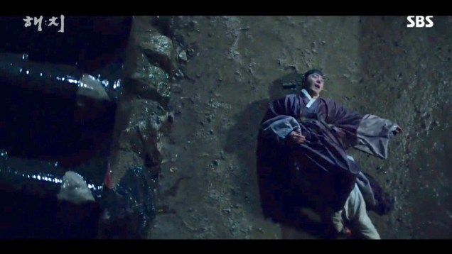 2019 2 25 Jung Il-woo in Haechi Episode 5 (9,10) 8