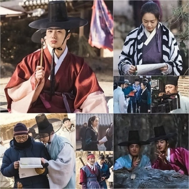 2019 2 Jung Il-woo in Scenes of Haechi. Cr. SBS 19