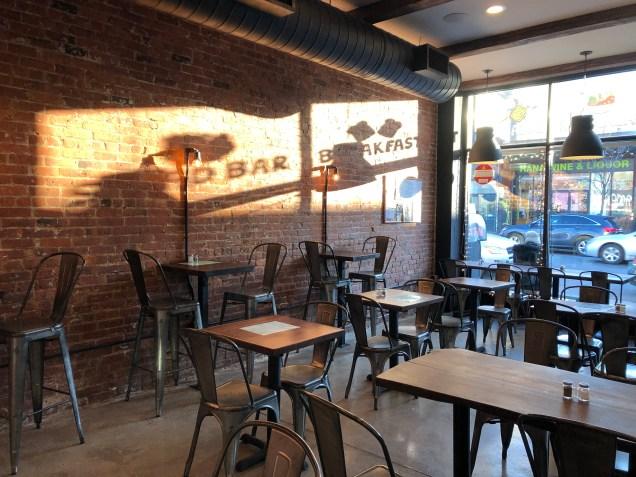 2019 Good Morning Brooklyn. A korean Eatery. Cr. Fan 131
